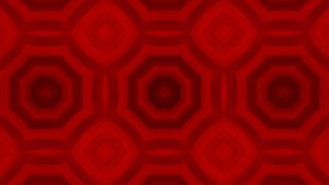 Kaleidoscope RED Animation