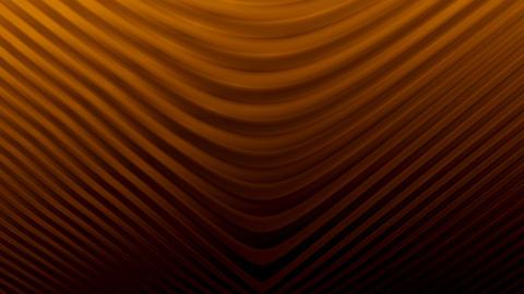 Curved lines background ORANGE Animation