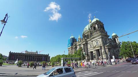 Berlin Cathedral. Berliner Dom. 4K, Acción en vivo