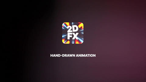 Funny Cartoon Titles After Effects Template