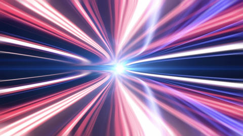 Abstract Technology Universe Animation, Background, Rendering, Loop, 4k Animation