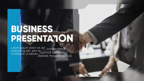 Business Presentation - Modern Corporate After Effects Template