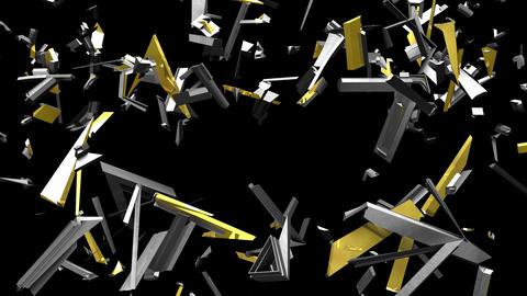4K Text Bumper Tariff Man 4 Videos animados