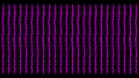 Abstract background with animation of plasma stripes or lines from energy CG動画