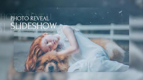 Slideshow - Elegant Reveal // Premiere Pro Premiere Pro Template