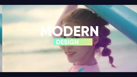 Fashion Media Opener Slideshow Premiere Pro Template