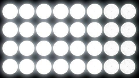Led Lights 3 Stock Video Footage