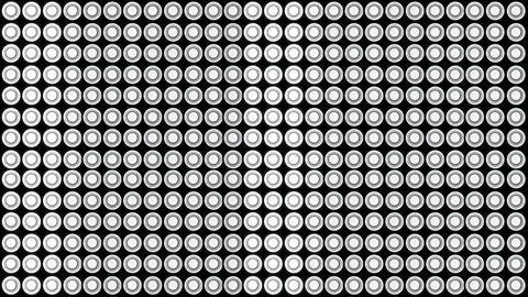 Led Lights Flashing 3 Stock Video Footage