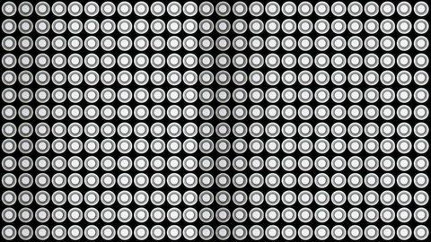 Led Lights Flashing 3 Animation