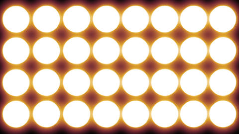 Led Lights Red 2 Stock Video Footage