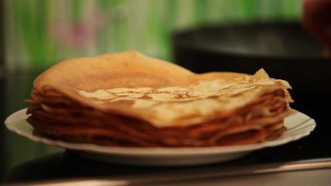 pancakes ビデオ