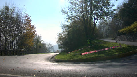 rally 01 Stock Video Footage