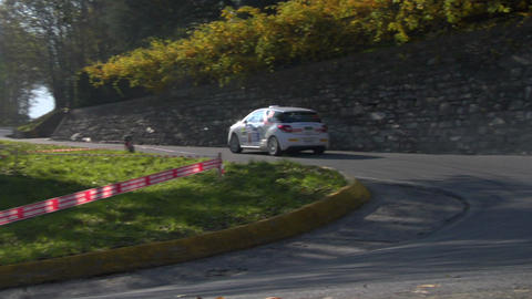 rally 05 Stock Video Footage