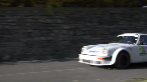 rally vintage 03 Footage