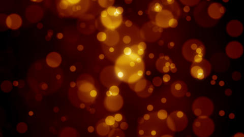 Particles dust bokeh abstract light motion titles cinematic background loop CG動画