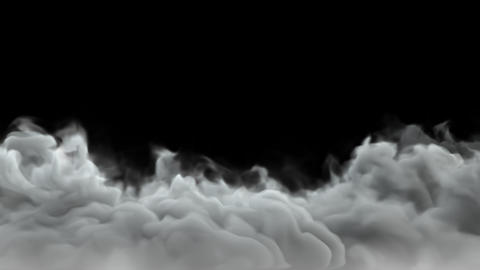 Smoke Loop Animation