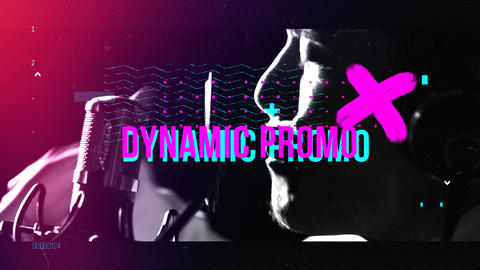 Dynamic Reel After Effects Template