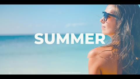 Summer Opener Plantillas de Premiere Pro