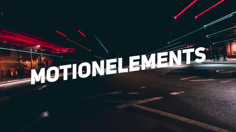 Stop Motion Dynamic Slideshow Premiere Pro Template