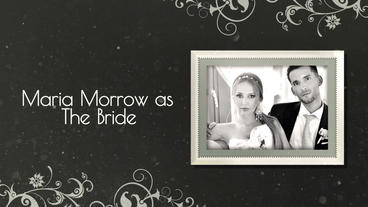 Old Wedding Galery After Effects Project