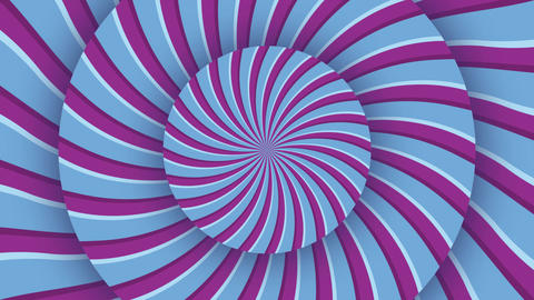 Hypnotic Spiral Animations 0