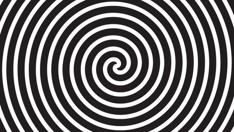 Hypnotic Spiral Animations 1