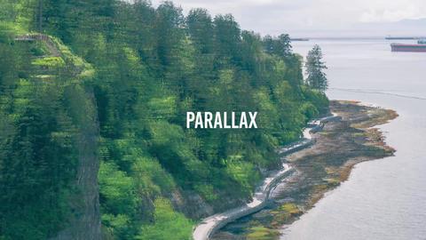 Parallax Smooth Slideshow