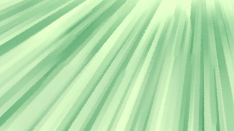 Green speed Animation