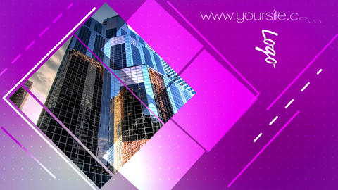 4k Corporate Logo After Effects Template
