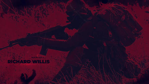 Destiny - Military Titles After Effects Template