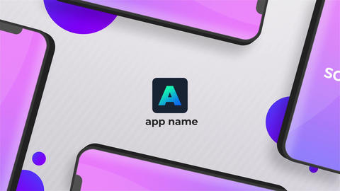 App Promo After Effects Template