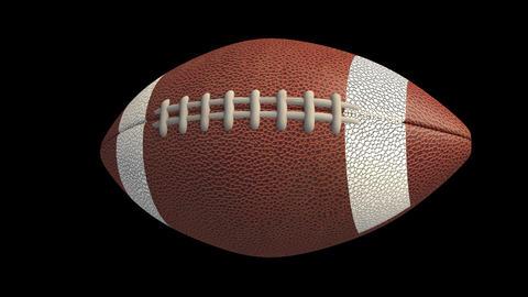 American Football Ball 0