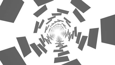 Tunnel Loop1 Animation