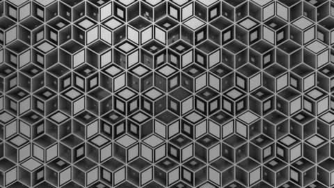 Background of Rhombus Animation