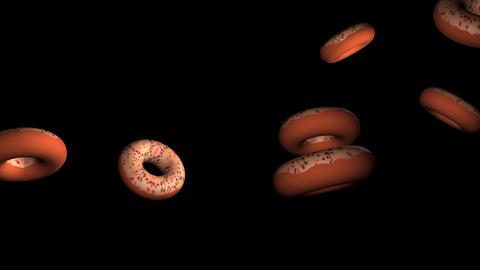 Donuts Animation