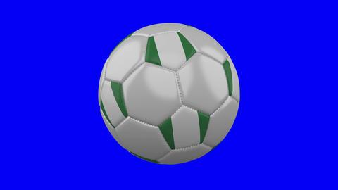 Rotating Soccer Balls Of Africa 2019