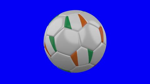 Rotating Soccer Balls Of Africa 2019 1