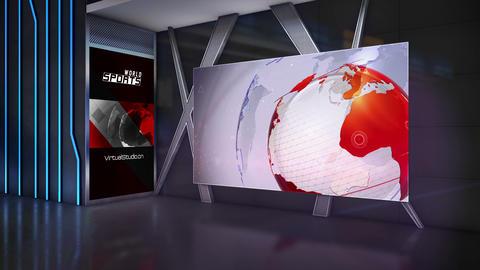 Virtual Studio 112v1 Footage