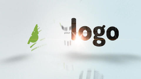 Elegant Logo Reveal 2 After Effects Template