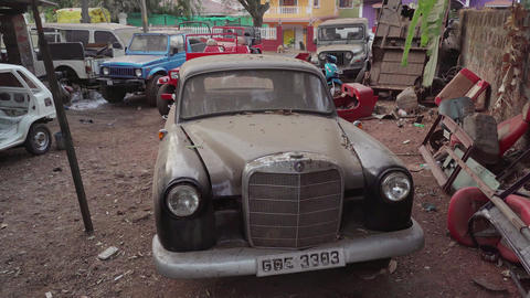 Car service in North Goa Footage