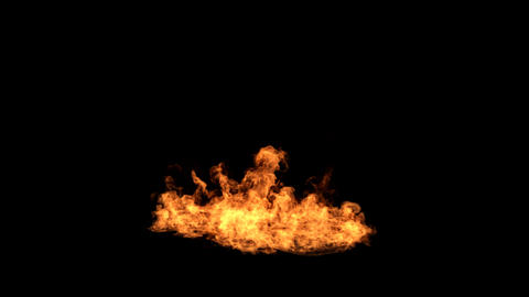 Fire Vfx Pack With Alpha Channel 2