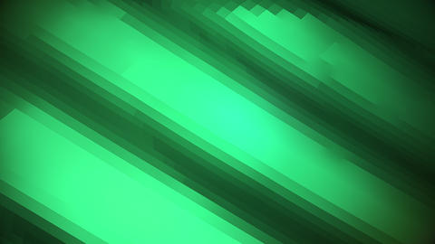 Looping Abstract Green Diagonal Background Animation