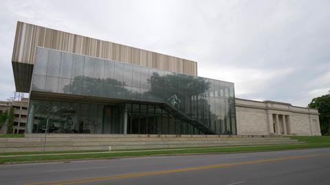 Speed Memorial museum in Louisville - LOUISVILLE, USA - JUNE 14, 2019 Footage