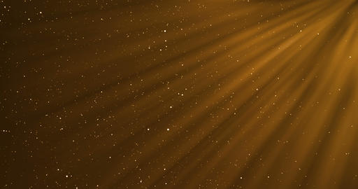 gold warm color bright lens flare rays flashes leak movement for transitions on black background, Footage