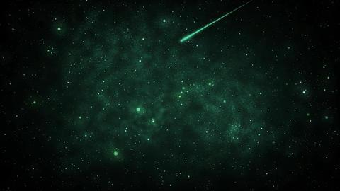 Mov110 shooting star loop 03 Animation