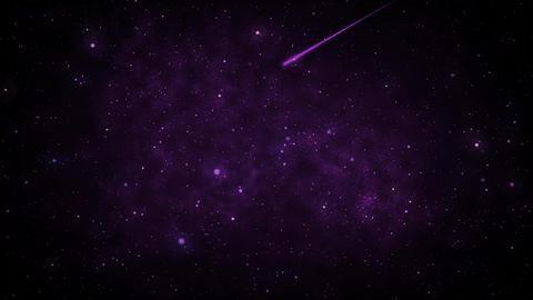 Mov110 shooting star loop 05 Animation
