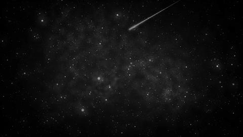 Mov110 shooting star loop 07 Animation