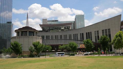 Country Music Hall of Fame in Nashville - NASHVILLE, USA - JUNE 16, 2019 Live Action