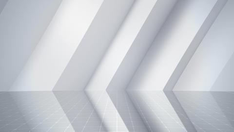 Geometric Wall Stage 2 WApSb 4k Animation