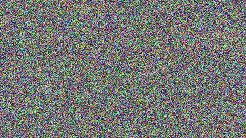 Static Noise Background Animation